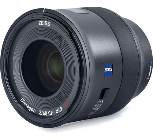 Zeiss Batis 40mm F/2 Cf Lente Para Sony E
