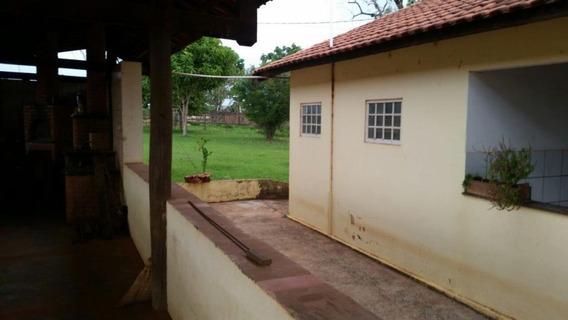 Chácara Em Chácaras Paraíso, Araçatuba/sp De 500m² 4 Quartos À Venda Por R$ 1.100.000,00 - Ch82525