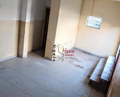 Imagem 1 de 3 de Salão Para Alugar, 25 M² Por R$ 600,00/mês - Jardim Mangalot - São Paulo/sp - Sl0079