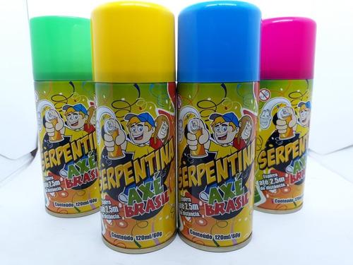 Imagem 1 de 7 de 14 Serpentina Spray Axe Brasil -  Cada Unidade Sai 9,49