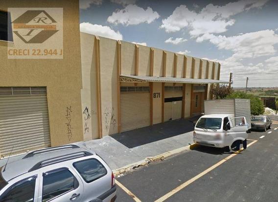 Prédio À Venda, 400 M² Por R$ 440.000,00 - Jardim Maria Rosa - Franca/sp - Pr0019