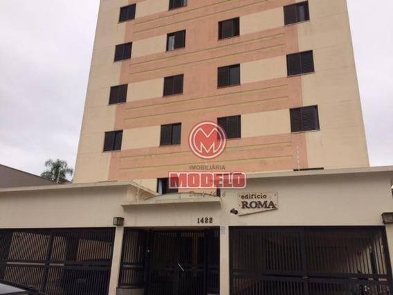 Apartamento Com 3 Dormitórios À Venda, 72 M² Por R$ 260.000 - Centro - Piracicaba/sp - Ap2829