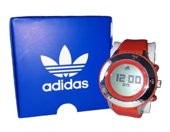 Reloj adidas Deportivo Para Caballero Rojo Original Adp3194