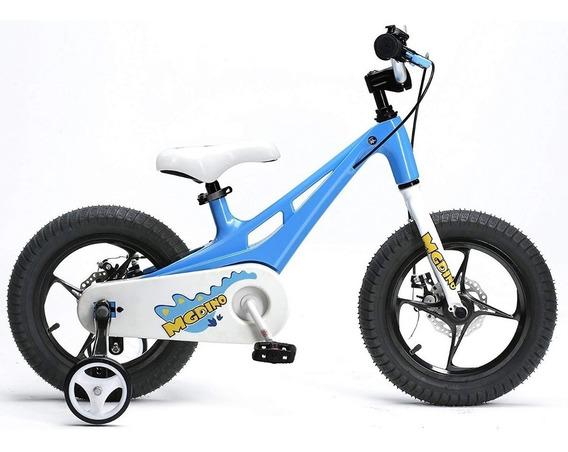 Bicicleta Royal Baby Dino Rodado 14 - Star Cicles