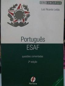 Combo - Port. Esaf + Econ + 350 Economia Comentad