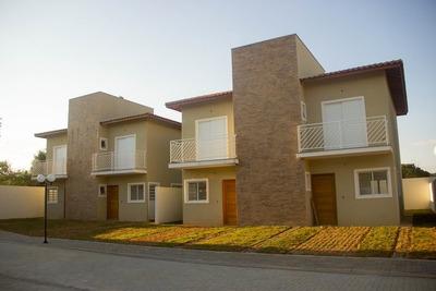Ref 5437 - Condomínio Com 15 Casas - Fácil Acesso - 03 Dorms