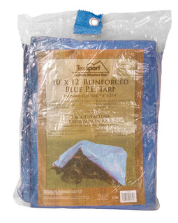 Texsport - Lona Multiusos Reforzada Impermeable Color Azul