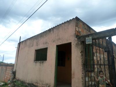 Vd Lt 360m² Escriturado C/ 3 Casas Qd 455 Pedregal Go
