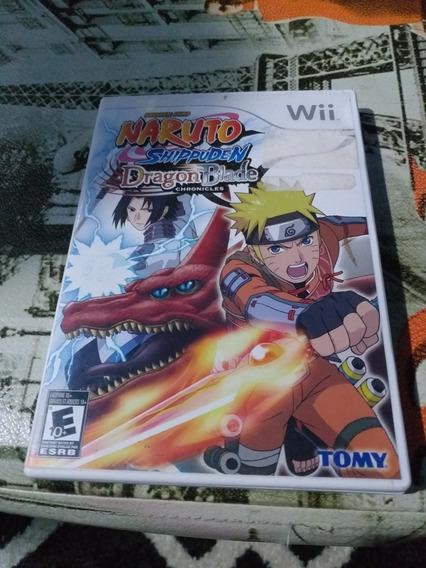 Naruto Shippuden Wii
