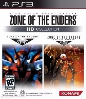 Zone Of The Enders Hd Collection ~ Ps3 Digital Español