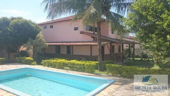 Casa Em Condomínio Para Venda Em Araruama, Ponte Dos Leites, 5 Dormitórios, 2 Suítes, 3 Banheiros, 4 Vagas - 113_2-291025