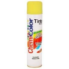 Tinta Spray Amarelo 400 Ml