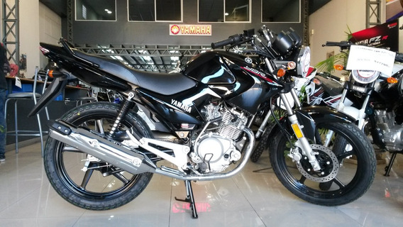 Yamaha Ybr 125 Ed Full Cuotas Ahora 12 18