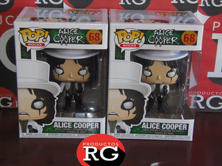 Pop! Rocks Alice Cooper (68) *