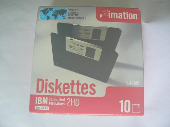 Diskettes Imation 10 Und