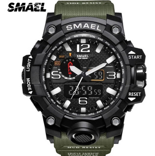 Reloj Smael Militar Hombre