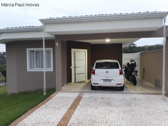 Casa Térrea No Condomínio Ibi Aram I - Bairro Da Mina - Itupeva - Ca03180 - 67751060