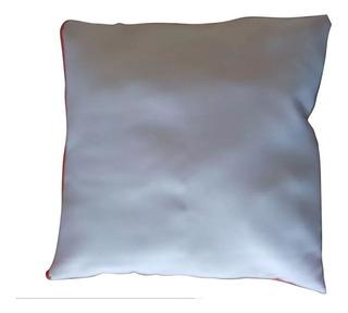 8 Funda Cojín Para Sublimar Sin Relleno Blanco 48 X 48