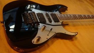 Guitarra Ibanez Rg350xz Floyd Rose Con Sist Edge Zero