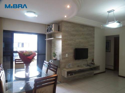 Apartamento 3 Quartos Em Jardim Camburi - Ap1674