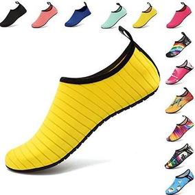 Vifuur Deportes Acuáticos Zapatos Descalzo Aqua-dry Calcetin