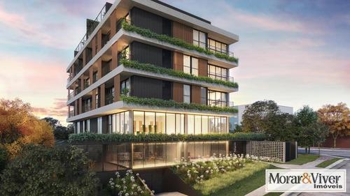 Imagem 1 de 15 de Apartamento Para Venda Em Curitiba, Mossunguê, 2 Dormitórios, 2 Suítes, 1 Banheiro, 1 Vaga - Ctba2330_1-1065442