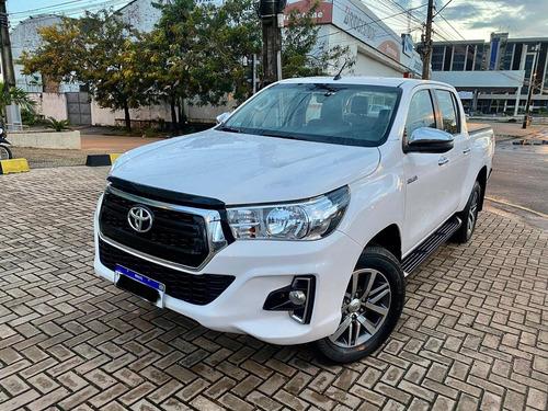 Toyota Hilux 2019 2.8 Tdi Srv Cab. Dupla 4x4 Aut. 4p