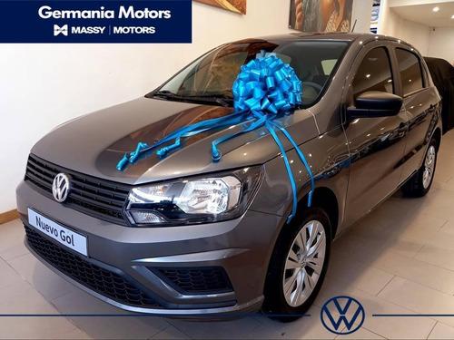 Volkswagen Nuevo Gol Trendline 2022 Nuevo 0 Kms