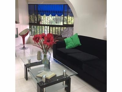 Apartamento Amueblado En Alquiler En Jose Contreras