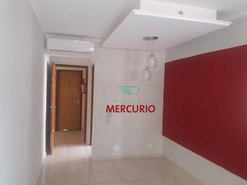 Apartamento À Venda, 53 M² Por R$ 145.000,00 - Vila Cardia - Bauru/sp - Ap2915
