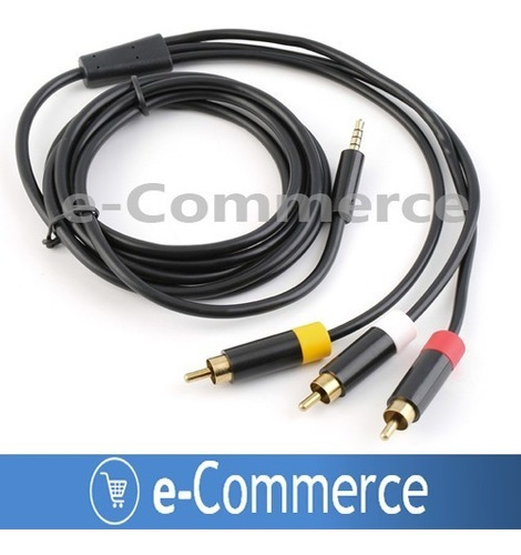 Cable Audio Video Xbox 360 - E - Version E Super Slim