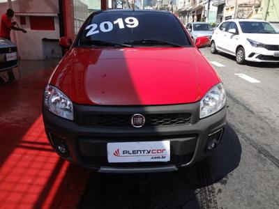 Fiat Strada 1.4 Mpi Freedom Cd 8v Flex 3p Manual 2019