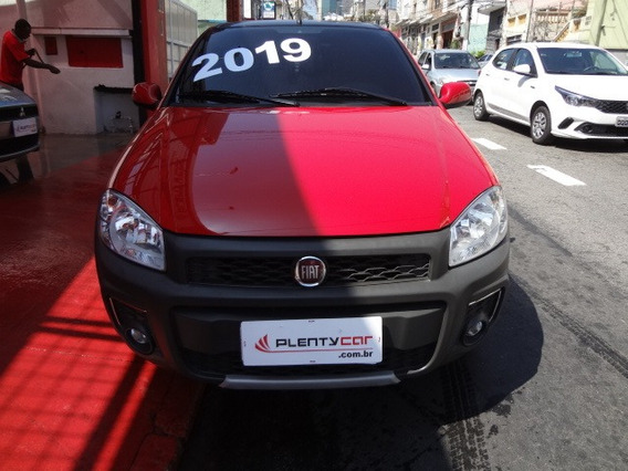 Fiat Strada 1.4 Mpi Freedom Cd 8v Flex 3p Manual 2019