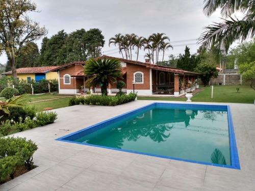 Chácara Com 3 Dormitórios À Venda, 3000 M² Por R$ 850.000,00 - Da Mina - Itupeva/sp - Ch0001