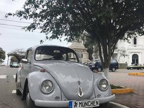 Volkswagen Escarabajo 1968 Aleman Impecable