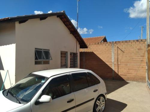 Casa Em Jardim Chaparral Ii, Mogi Guaçu/sp De 50m² 2 Quartos À Venda Por R$ 170.000,00 - Ca955408