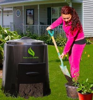 Contenedor De Compost De 82 Galones Enviro World