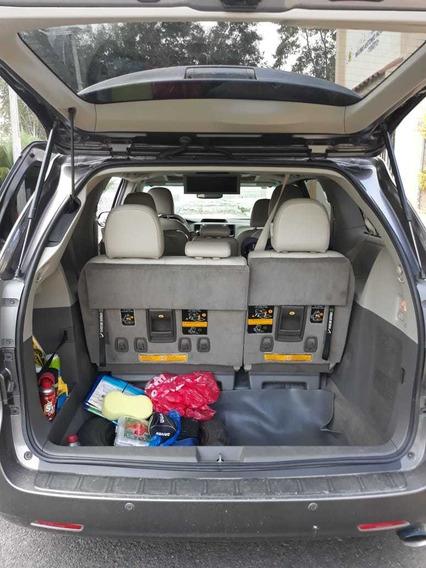 Toyota Sienna 2015 En Perfectas Condicones, Precio De Oferta