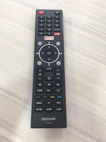 Controle Remoto Semp Toshiba Ct-6810 Novo Original