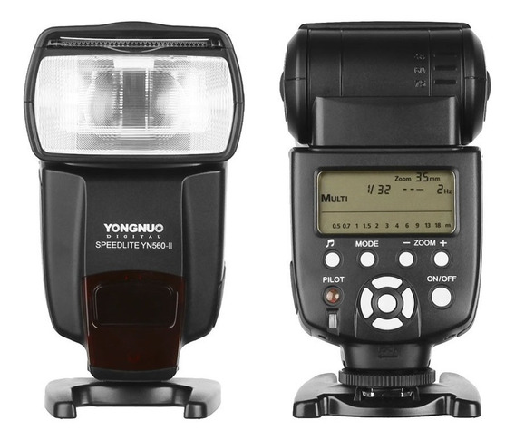 Flash Speedlite Para Nikon, Canon Outras Zoom24-105 Guia 58