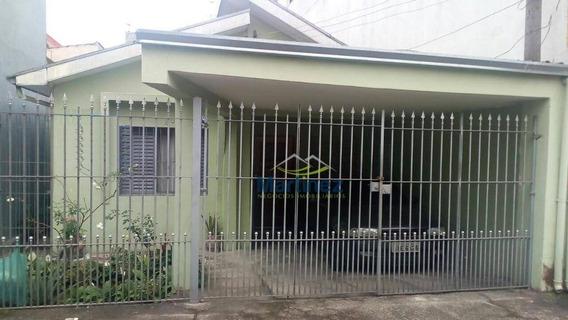 Casa Residencial À Venda, Parque São Lucas, São Paulo. - Ca0328