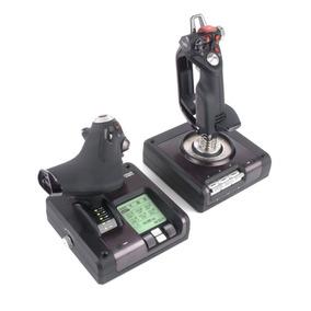 Controlador De Sistema De Voo Saitek X52 Pro