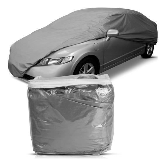 Capa Cobrir Carro Fox Proteção Uv Forrada Impermeavel