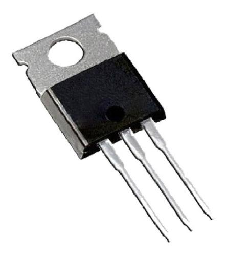 Transistor Regulador De Tensão Linear 5v 1a L7805cv (5 Und)