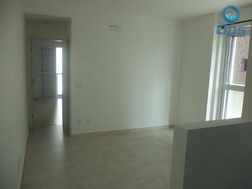 Apartamento Com 1 Dorm, Ponta Da Praia, Santos, Cod: 5189 - A5189