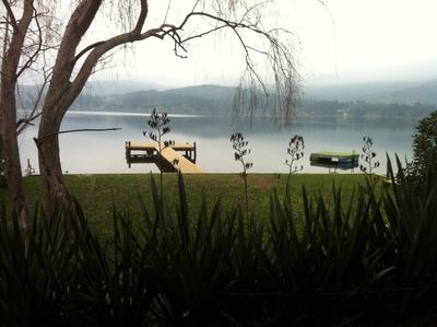Casa El Boldo Con Muelle A Orillas Del Lago Vichuquen