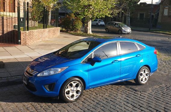 Ford Fiesta Kd Trend Plus Sedán - Versión Mexicana
