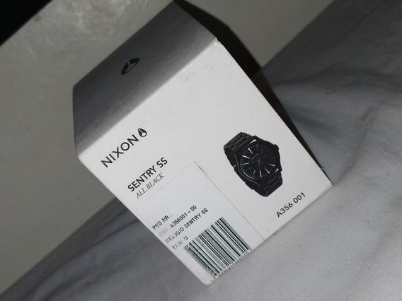 Relógio Nixon Sentry Ss (original E Na Caixa)