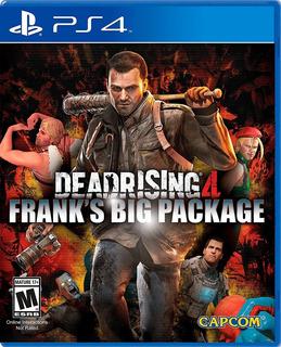 Dead Rising 4 Franks Big Package Ps4 Nuevo ( En D3 Gamers)