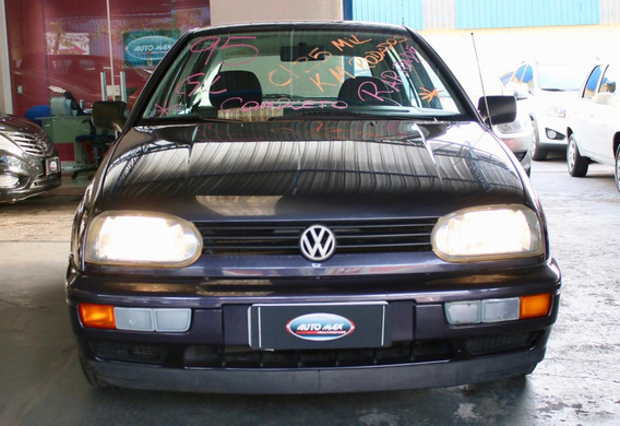 Volkswagen Golf Gl 1.8 1995 Colecionador 25 Mil Km Originais